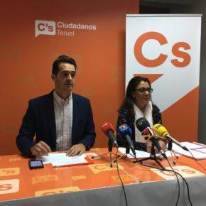 Ciudadanos (Cs) Teruel pide crear un Plan Estratégico de Turismo, una APP de participación ciudadana y destinar ayudas a las familias con personas celíacas
