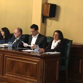 Cs Teruel saca adelante todas sus enmiendas al presupuesto municipal y sus dos propuestas pendientes de 2015 y 2016