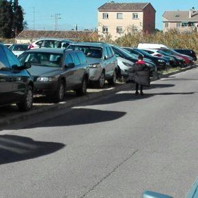 Cs Utebo denuncia que el Ayuntamiento ha dejado varias obras sin terminar en el barrio de Malpica