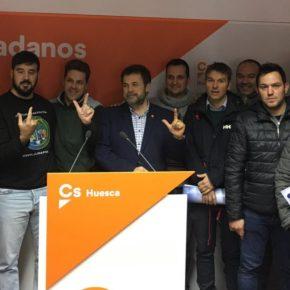 Ciudadanos lleva al pleno de Huesca la equiparación salarial de las Fuerzas y Cuerpos de Seguridad del Estado