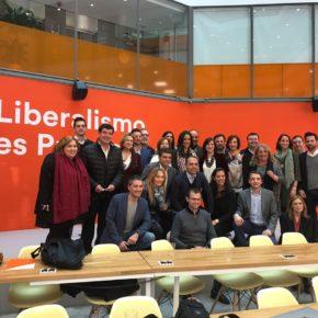 """José Luis Cadena: """"Ciudadanos saldrá a ganar las elecciones municipales de 2019; nuestro objetivo es gobernar en las principales ciudades de España"""""""