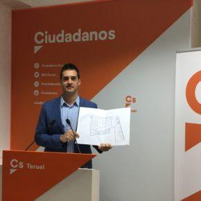 Ciudadanos critica que el Ayuntamiento quiera alquilar una oficina para el PGOU teniendo un edificio municipal disponible