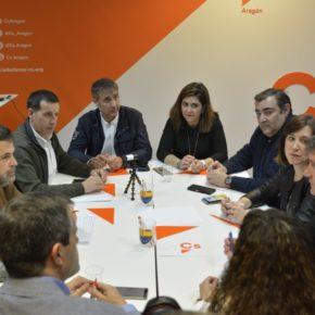Ciudadanos apoya la candidatura del juez Ángel Dolado como Justicia de Aragón