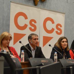 Ciudadanos crece un 46,34% y llega a los 4.291 inscritos en Aragón