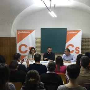 Ciudadanos constituye un nuevo Grupo Local en Tauste para dar voz a los vecinos de la zona