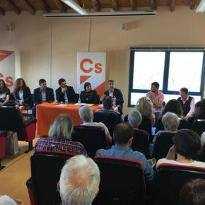 Ciudadanos constituye un nuevo grupo local en Sariñena para dar voz a los vecinos de la localidad y acercar el proyecto de la formación