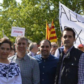 """Ramón Fuertes: """"Las instituciones deben dejar de mirar para otro lado y apoyar a la provincia de Teruel de una vez por todas"""""""