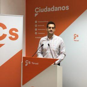 Ciudadanos denuncia que el inmovilismo del PP en el contrato de abastecimiento de agua puede hacer perder a los turolenses cinco millones de euros