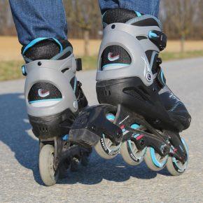 Ciudadanos apuesta por fomentar y regular el uso de patines y monopatines en Teruel permitiendo su circulación por el carril bici