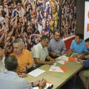 Ciudadanos amplía su presencia en Tarazona un 20% con el objetivo de gobernar en 2019