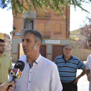 """Ramiro Domínguez: """"La agrupación de las Cuencas Mineras va a ser la punta de lanza del proyecto de Ciudadanos en Teruel"""""""