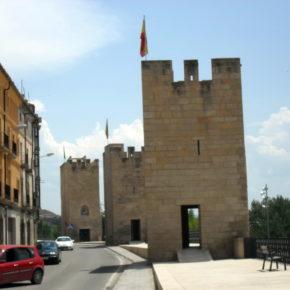 Ciudadanos exige el arreglo urgente de la zona de los torreones de la muralla y la defensa del patrimonio de Alcañiz