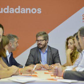 Ciudadanos crece un 20% en la provincia de Huesca y alcanza su cifra récord de inscritos