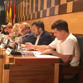 """Ciudadanos Huesca rechaza la subida de impuestos del bipartito porque su política fiscal """"está fuera de la realidad"""""""