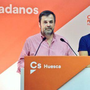 """Cs Huesca lamenta que el Ayuntamiento no aplique """"una bajada real del IBI"""" y critica su """"inmovilismo en materia de impuestos"""""""