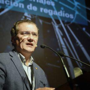 """Garaulet: """"España tiene que apostar por un Plan Nacional de Regadíos que fortalezca la cohesión territorial"""""""
