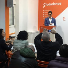 Ciudadanos Teruel pide que los proyectos que el Ayuntamiento solicite al FITE se evalúen por una empresa auditora