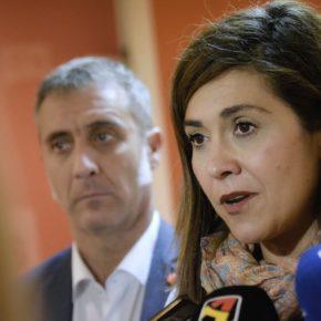 """Susana Gaspar: """"Algunos de los que nos acusan de generar tensión por ir a Alsasua han permitido un acto para blanquear a terroristas"""""""