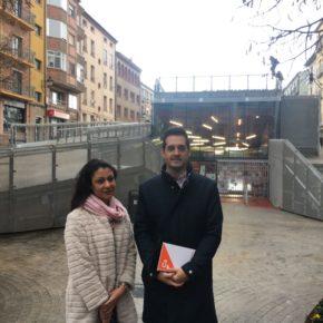 """Ciudadanos Teruel considera que la apertura del centro de Domingo Gascón es """"una chapuza"""" y reclama """"actividades atractivas para jóvenes"""""""
