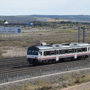 """Rodrigo Gómez: """"El Gobierno debe explicar por qué mantiene los trenes 'tamagochi' en Aragón si los considera inservibles en Murcia"""""""