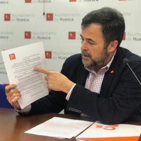Ciudadanos Huesca pide que se cumplan los acuerdos plenarios y se celebre el Debate del Estado de la Ciudad