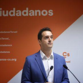 """Fuertes: """"El equipo de gobierno ha paralizado la Diputación de Teruel hasta que PSOE y PAR se han repartido los sillones"""""""