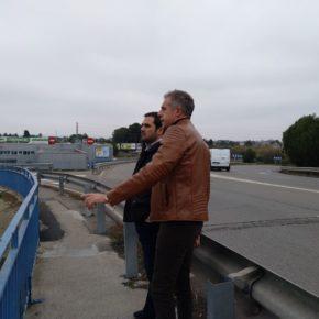 Ciudadanos insta al Gobierno a ceder al Ayuntamiento de Utebo el tramo de la N-232 que discurre por el municipio