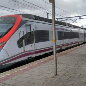 Ciudadanos reclama al Gobierno mejoras en el servicio de cercanías entre Utebo y Zaragoza