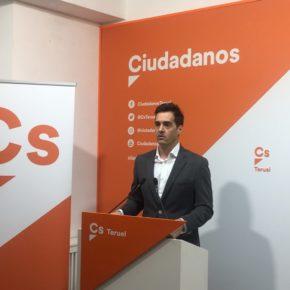 """Ramón Fuertes: """"Ciudadanos ha realizado políticas constructivas durante todo el mandato mientras PP y PSOE se han dedicado a pelearse"""""""
