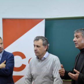 """Daniel Pérez: """"La despoblación se debe combatir con la participación de la sociedad civil del territorio, no desde un despacho en Zaragoza"""""""