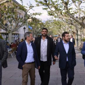 """Miguel Gutiérrez: """"El bipartidismo ha tratado de forma injusta a las Fuerzas y Cuerpos de Seguridad del Estado, a los funcionarios de prisiones y a las Fuerzas Armadas"""""""