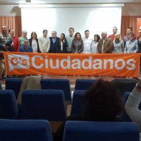 """Joaquín Moreno """"Ciudadanos va a gobernar en muchos municipios de las Cuencas Mineras con un equipo de gente preparada que viene de la sociedad civil"""""""