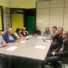 """Ciudadanos Alcañiz considera """"prioritario"""" invertir en el Casco Histórico y en la margen izquierda"""