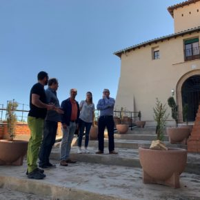 Ciudadanos apuesta por potenciar el Parque Cultural del Río Martín como motor de desarrollo rural
