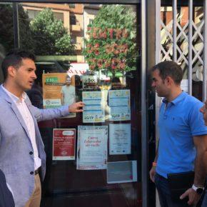 """Ramón Fuertes: """"Ciudadanos creará un Plan de Juventud con un programa verdaderamente atractivo de ocio y formación"""""""
