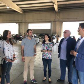 """Ramón Fuertes: """"Ciudadanos creará la Concejalía de Empresas y Autónomos para ayudar a los valientes que cada día abren una persiana en Teruel"""""""