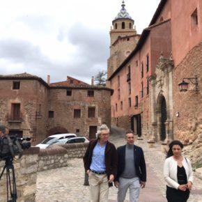"""Ramiro Domínguez: """"Ciudadanos garantizará que la Fundación Santa María de Albarracín siga siendo referente mundial"""""""