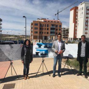 """Ramón Fuertes: """"Ciudadanos va a construir un auditorio en el Ensanche para que Teruel pueda tener una programación cultural de primer nivel"""""""