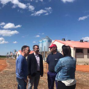 """Ramiro Domínguez: """"Ciudadanos va a potenciar el porcino y va a impulsar el ciclo cerrado para aprovechar todo el potencial de la agroindustria aragonesa"""""""