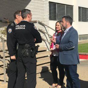 """José Luis Cadena: """"Ciudadanos apuesta por un modelo de Policía Local moderno basado en el servicio de proximidad"""""""