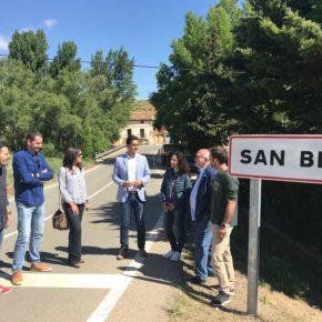 """Ramón Fuertes: """"Ciudadanos impulsará una red de senderos iluminados para conectar los barrios rurales"""""""