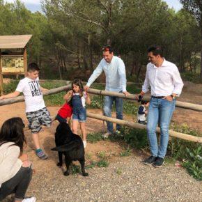 """Ramón Fuertes: """"Ciudadanos es el partido de las familias y quiere hacer de Teruel el mejor lugar posible para formar una"""""""