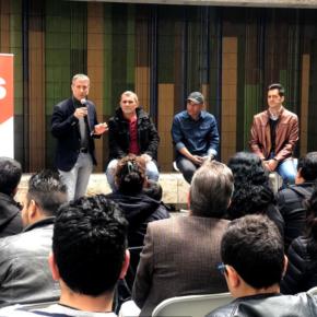 """Ramón Fuertes: """"Ciudadanos hará de Teruel una ciudad más acogedora e integradora luchando contra cualquier tipo de discriminación"""""""