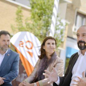 """Jordi Cañas: """"Cs defenderá en la UE las políticas específicas que Aragón necesita para luchar contra la despoblación"""""""