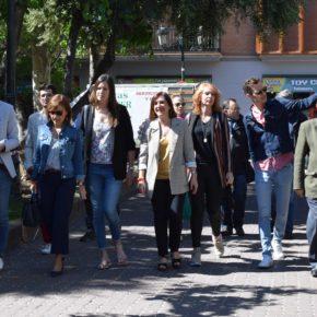 """Sara Fernández """"Apostamos por humanizar la ciudad para hacerla más atractiva para los zaragozanos"""""""