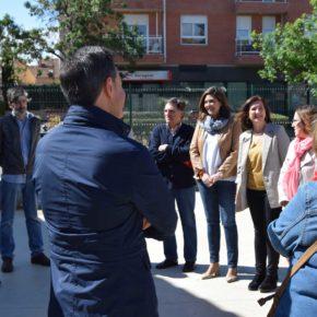 """Sara Fernández """"Zaragoza necesita un Gobierno que invierta en los barrios lo que promete"""""""