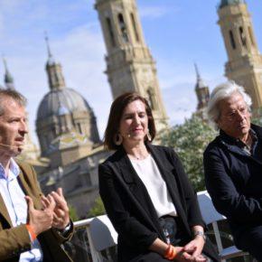 """Javier Nart: """"Cs trabajará para impulsar los fondos europeos que evitan que el campo aragonés pierda recursos y personas"""""""