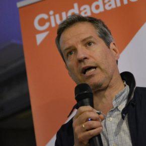"""Daniel Pérez: """"Votar a Ciudadanos es la única alternativa para sacar al PSOE del Pignatelli"""""""