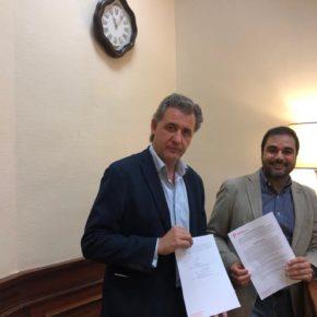 Ciudadanos reprocha al Gobierno que no haya informado a los viajeros sobre el corte previsto de la línea ferroviaria Zaragoza-Teruel-Sagunto