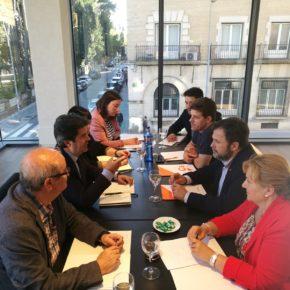 """José Luis Cadena: """"Nuestro socio prioritario es el PP, pero debemos escuchar a otras formaciones"""""""